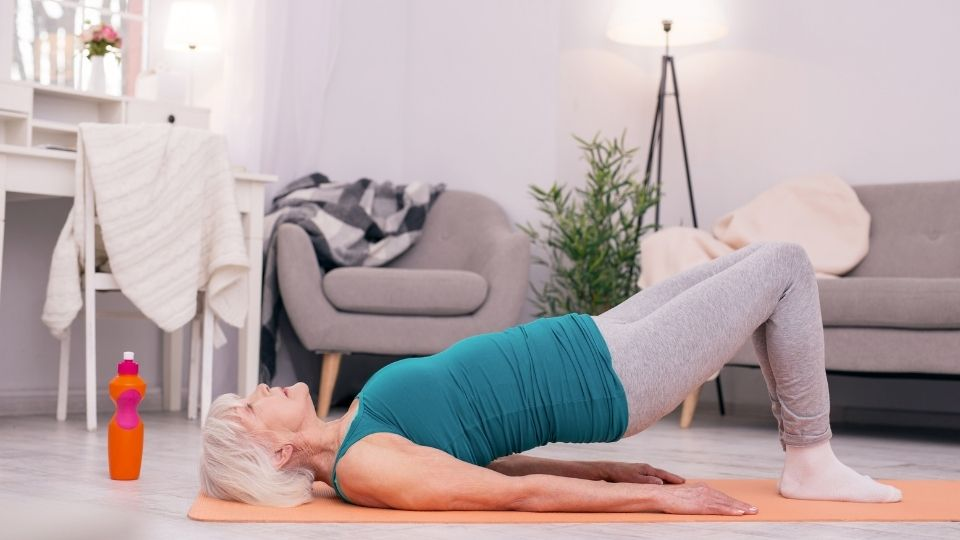pelvic floor exercises and classes with Elspeth Alexandra