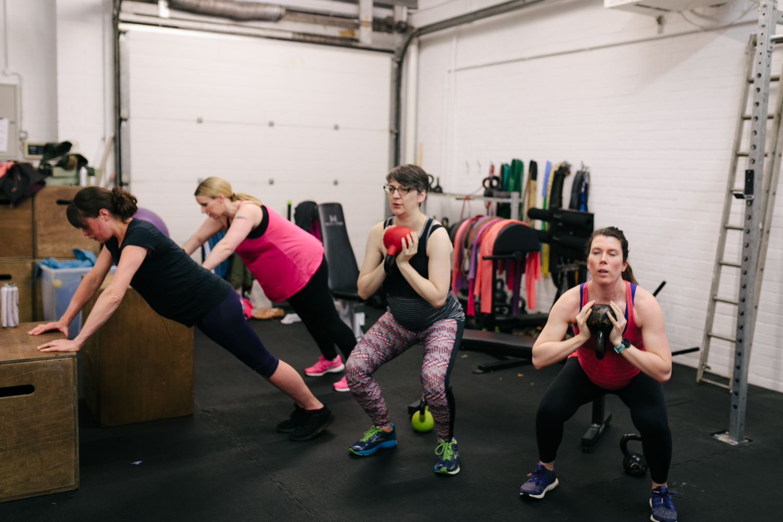 Pregnancy Power-up Gym Classes with Elspeth Alexandra, Edinburgh
